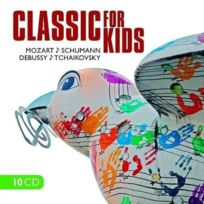 Documents - Classics For Kids - Coffret De 10 Cd