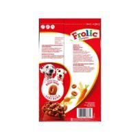 Frolic - Croquettes completes - au boeuf - pour chien - 1,5kg