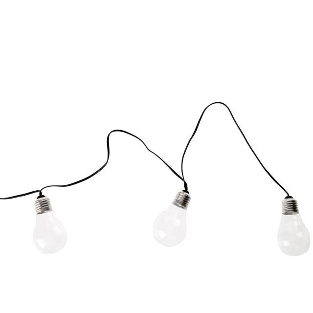 Secteur Fantasy 10 Froid Led À Sur Ampoules Lumineuse Blanc Guirlande F3JcK1Tl