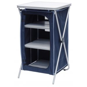 tristar meuble de rangement mobilier armoire de camping structure aluminium pas cher. Black Bedroom Furniture Sets. Home Design Ideas