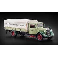 Cmc - Mercedes-benz Lo 2750 Tarpaulin Truck - 1934 - 1/18 - M-170