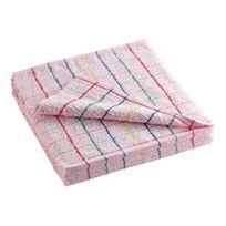 La Matex - Lavette Vileda coton rose - paquet de 10