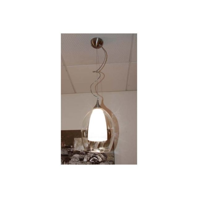 Concept Verre Suspension Concerto Transparente