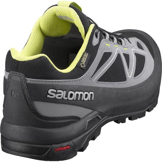 Salomon X Alp Gtx Chaussures de Randonnée étanche pas