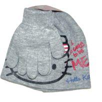 a108703d8f1 Marque Generique - Bonnet Gants Hello Kitty Gris Taille 52 Disney enfant