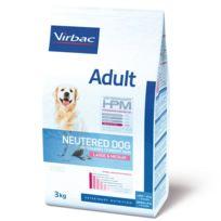 Virbac - Croquettes Adult Neutered Dog Large & Medium Sac 12 kg