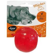 Aime - Jouet Play Strong balle 6cm - Pour chien