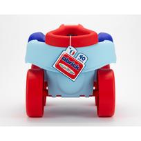 ABRICK - MAXI - Chariot 40 pièces bleu - 7713