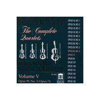 Delos - Beethoven : Quatuors à cordes n°9 & 10 Vol.5