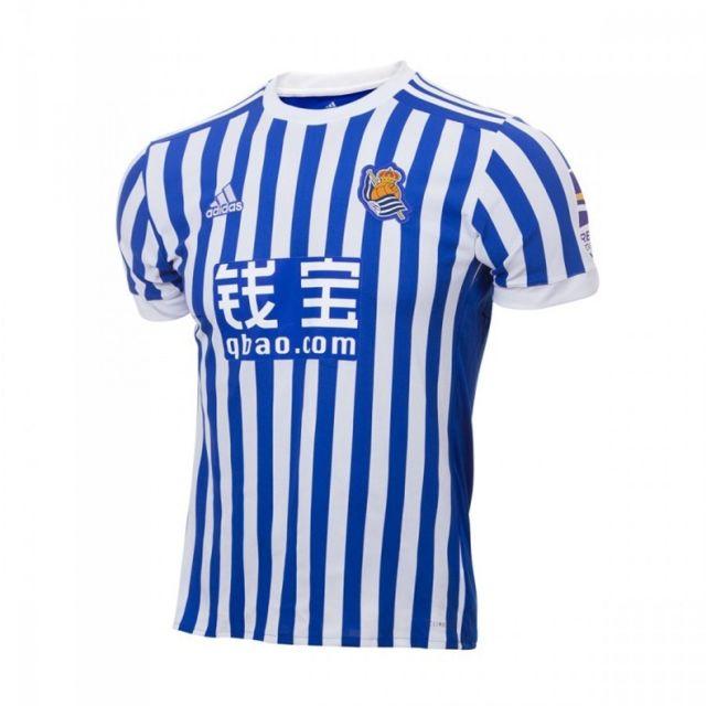 Maillot Domicile Real Sociedad 2018
