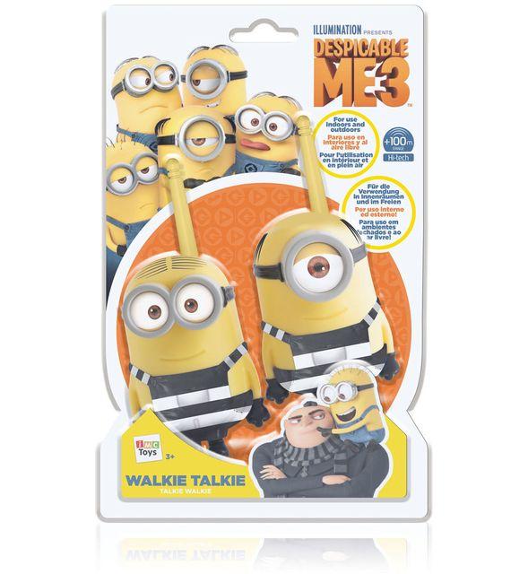 Imc Toys - Talkie Walkie Minions - 375048