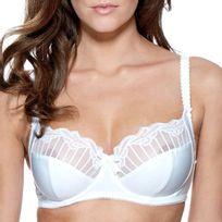 Charnos - Soutien-gorge à armature emboitant Sienna blanc