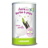 LAGRANGE - sucre vanille barbe à papa 1kg - 380001