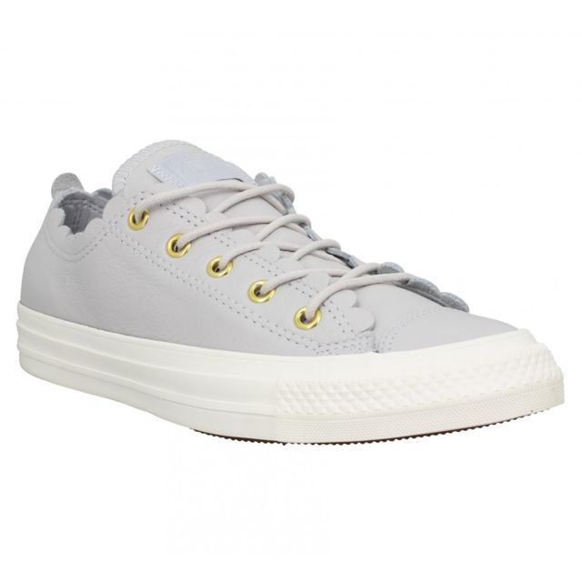 Chuck Taylor All Star Ox cuir Femme-39-Mousse