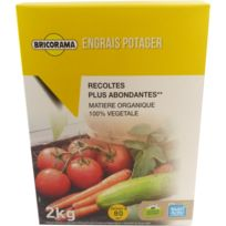 Bricorama - Engrais pour potager 2 kg