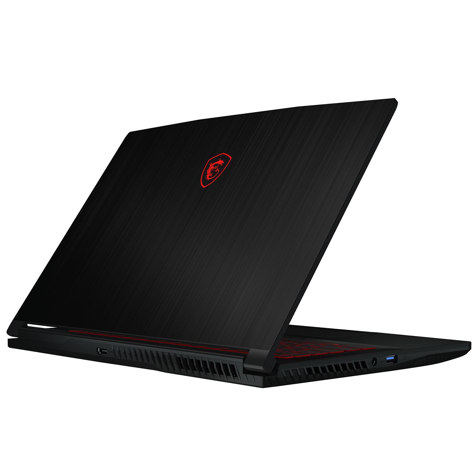 GF63-Thin-10SCSR-683FR - Noir