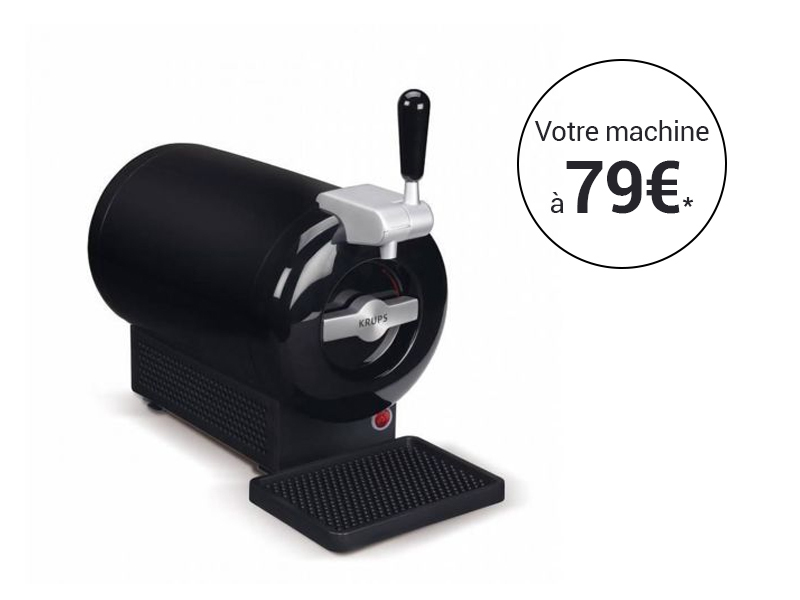 Machine à bière The Sub VB650810