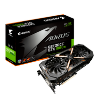 AORUS - Carte Graphqiue GeForce GTX 1080 Ti 11G
