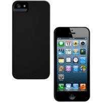 Case Mate - Cm022388 Coque Case-mate Barely noire pour iPhone 5