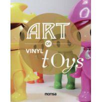Monsa - Art of vinyl toys