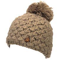 Herman - Bonnet à pompon Basic mastic bonnet Beige 26483