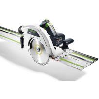 Festool - Scie circulaire HK 85 EB-PLUS capot basculant + Rail de guidage FS1400 - 574661