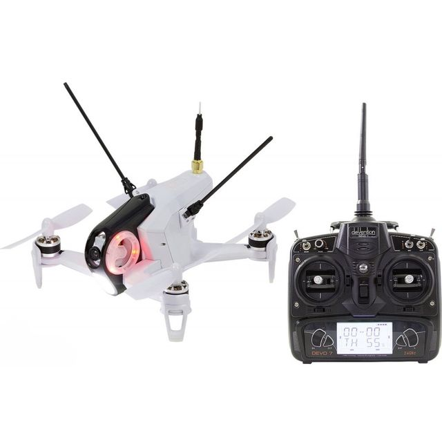 Walkera Drone Racer F150 Rodéo Rtf Blanc