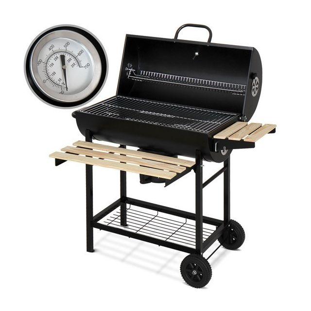 broil master Barbecue à Charbon de Bois Portable, avec