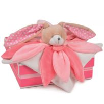 Doudou Et Compagnie - Doudou Collector : Lapin rose