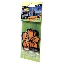 Longboard - fleur. Carte parfumée Vanille