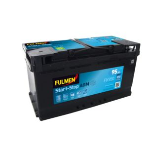 fulmen batterie agm fk950 pas cher achat vente batteries rueducommerce. Black Bedroom Furniture Sets. Home Design Ideas