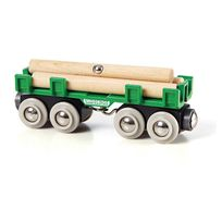Brio - Wagon convoyeur de bois