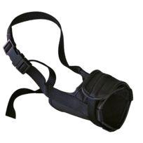 Ferplast - Muselière en Nylon Noir Safe Xl 24-34cm