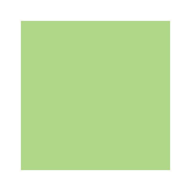 Adzif Biz Rouleau adhésif - Papier peint autocollant Aspect Satiné Vert Nénuphar 30 m x 61,5 cm