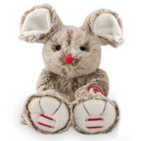 Kaloo - Rouge : Peluche petite souris beige sable