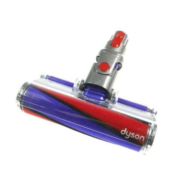 Dyson Brosse/qr soft roller cleanerhead assy pour aspirateur sv10 Pièce d'origine constructeur