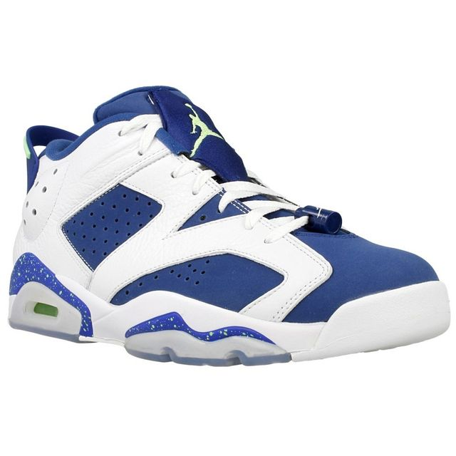Nike - Air Jordan 6 Retro Low - pas cher Achat   Vente Chaussures basket -  RueDuCommerce 54f799f28b83