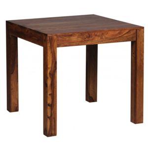 Soldes comforium table manger carr e 80 x 80 cm en Table a manger carrefour
