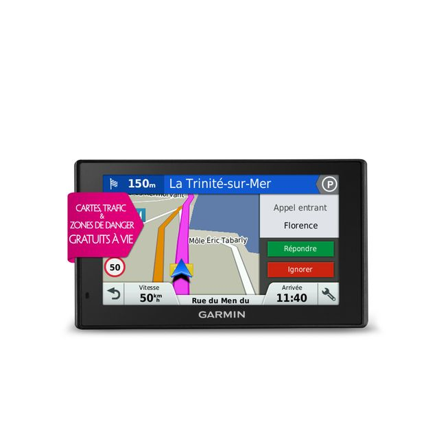 garmin gps voiture drivesmart 50 lmt achat vente gps europe pas cher rueducommerce. Black Bedroom Furniture Sets. Home Design Ideas