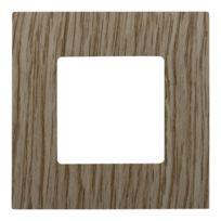 Clarys - Plaque chêne blanchi