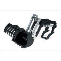 Bruder - 02317 Chargeur frontal articulé pour tracteurs