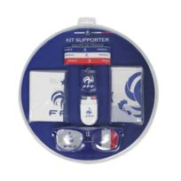 Licence Officielle - Kit Supporter Fff