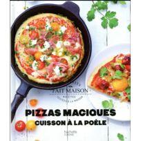 Hachette - Pizzas magiques