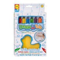 Alex - Crayons pour le bain