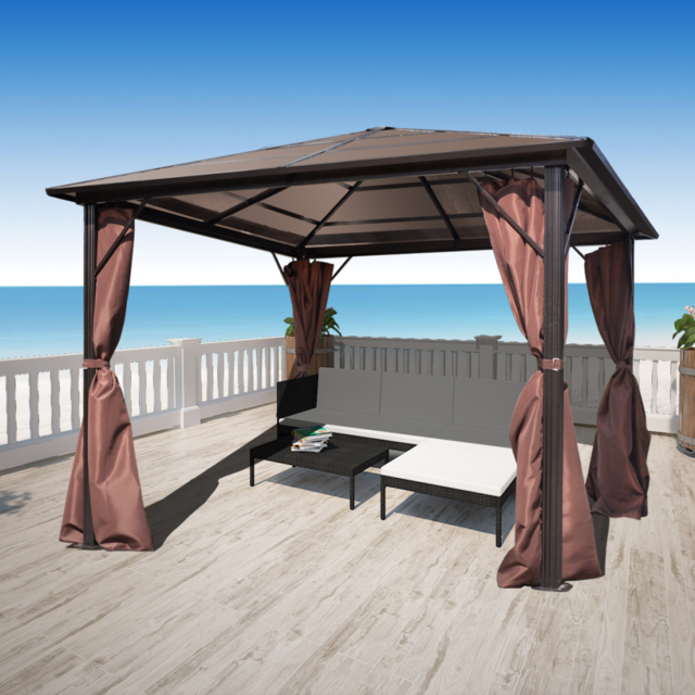 pergola aluminium prix pergola aluminium page 6. Black Bedroom Furniture Sets. Home Design Ideas