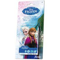 Fournier - Jeu De 7 Familles Frozen La Reine Des Neiges Disney