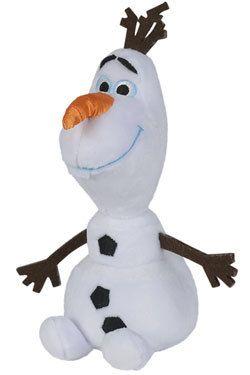 Simba - Peluche - La Reine des neiges peluche New Olaf 20 cm