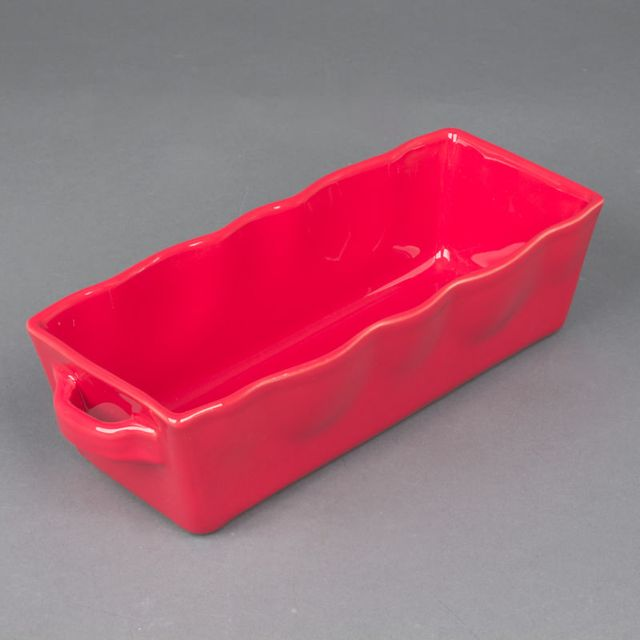 TABLE PASSION MOULE A CAKE 28X12 GUSTO ROUGE