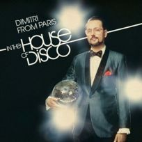 - Compilation - Dimitri from Paris : In the house of disco DigiPack