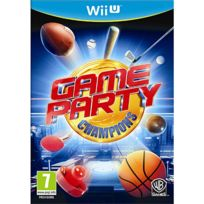 Wii U - Game Party Champions
